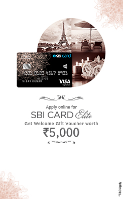 Apply SBI Elite Card Online