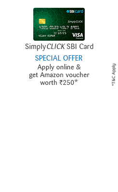 SBI Simply Click Credit Card