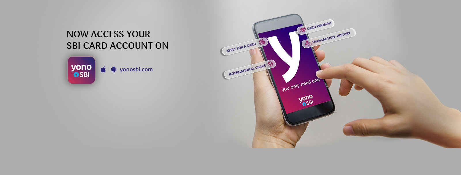 YONO SBI | YONO App - Download YONO SBI Mobile App | SBI Card