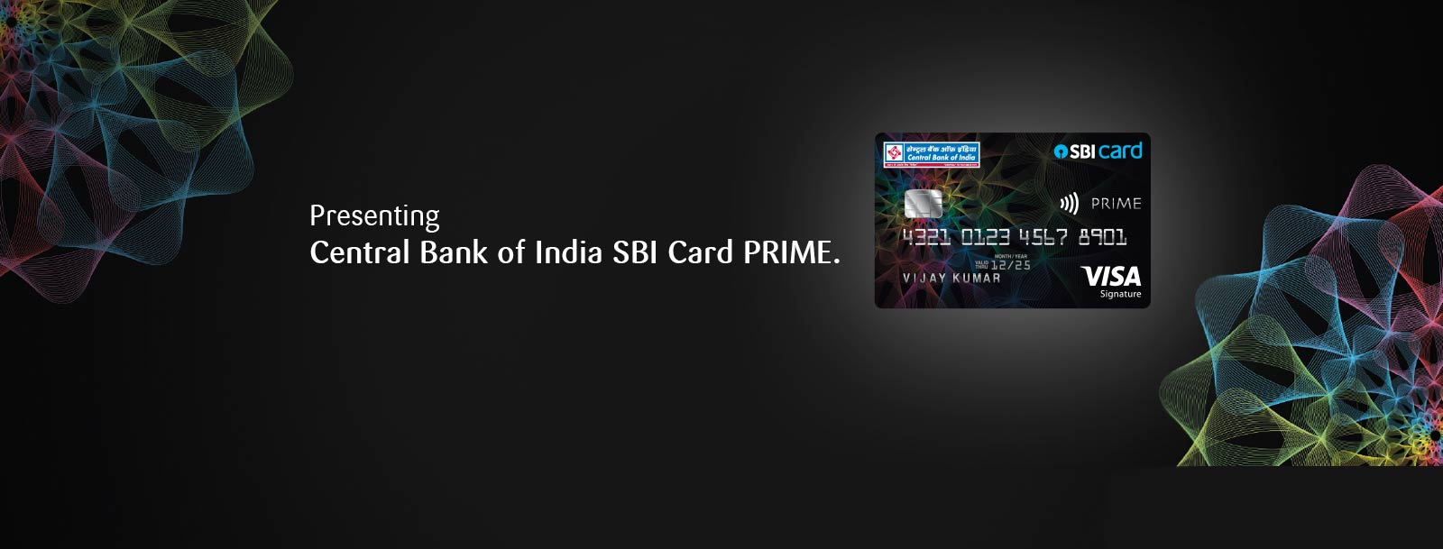 Central Bank of India SBI PRIME Card- Benefits & Features - Apply