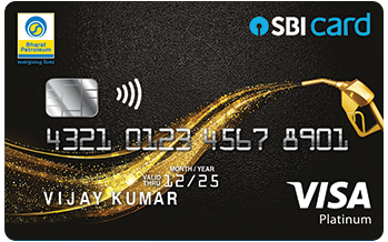 BPCL SBI Credit Card - Privileges & Features - Apply Now