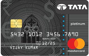 Tata Platinum Card