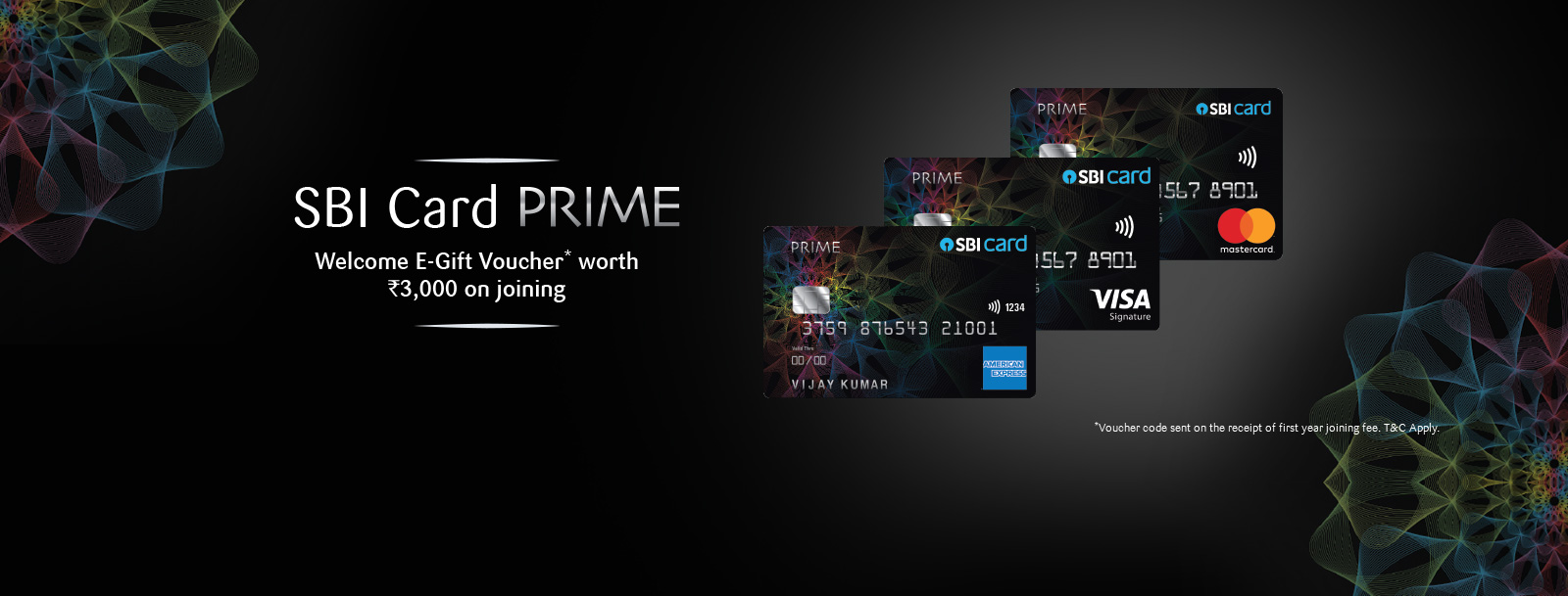 SBI Prime Credit Card - Privileges & Features - Apply Now | SBI Card