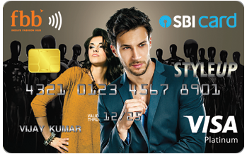 fbb SBI STYLEUP Card
