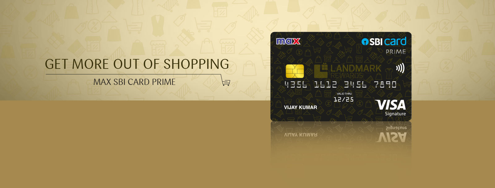 Max SBI Card PRIME - Benefits and Features - Apply Now  SBI Card