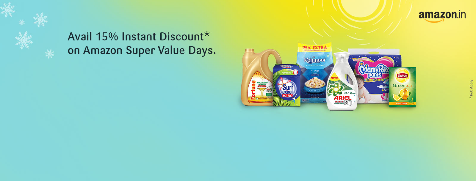 15% Instant Discount at Amazon on SBI Credit Cards   SBI Card