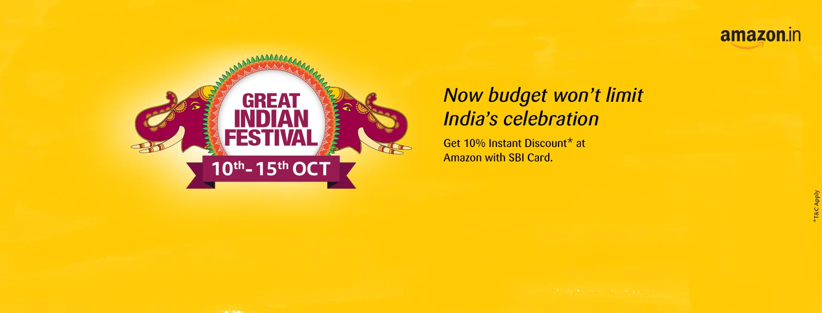 Amazon SBI Coupons & Offer October 12222 : Check Debit & Credit Card Offer