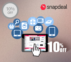 Additional 10% Off at Snapdeal on Daily Needs, Home & Living category products