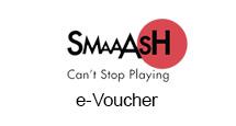 SMAAASH-E-Voucher