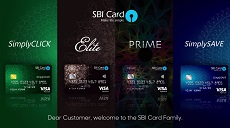 Welcome to SBI Card